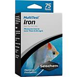 Seachem MultiTest Iron Test Kit