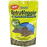 TetraVeggie Algae Wafers Fish Food 3oz
