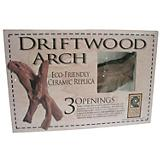 Underwater Gallery Driftwood Arch Decoration