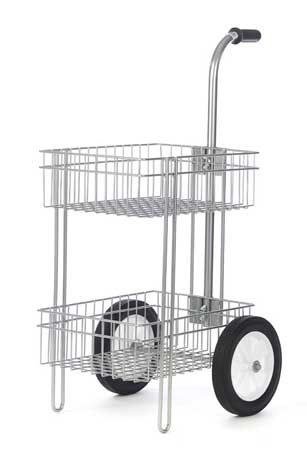 Double Basket Stable Cart Best Price