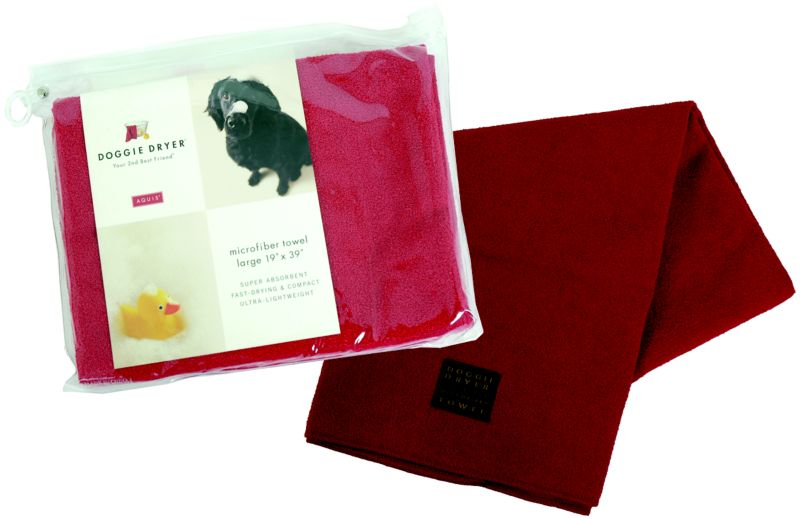 Aquis Doggie Dryer Micro-Fiber Towel