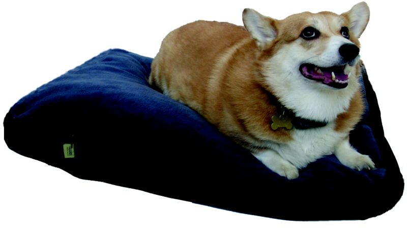 Equinox Rovers Roost Dog Bed Medium Navy