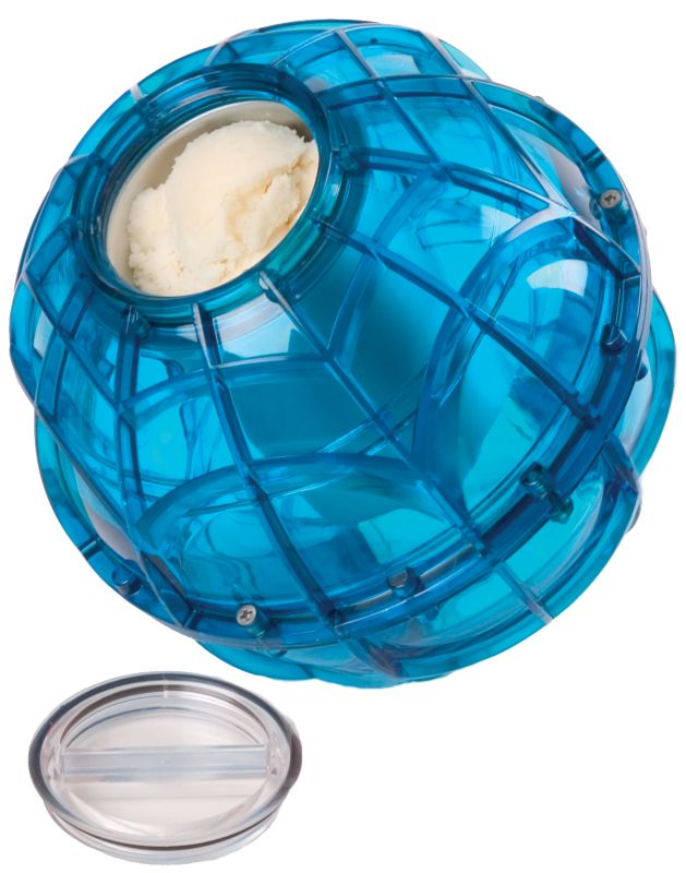UCO Play and Freeze Ice Cream Maker Ball Pink