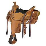 Billy Cook Saddlery Saratoga Roper Saddle
