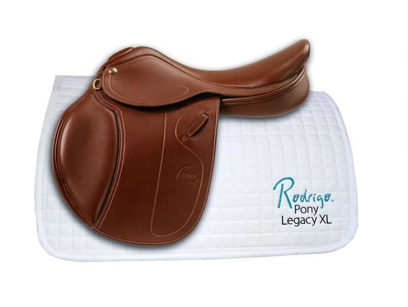 RP Legacy XL Pony Saddle 15.75 Pony