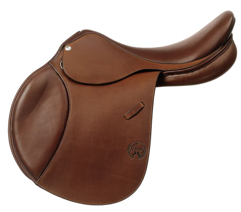 Pessoa A/O Pro XCH Saddle-Grain Leather 16.5 Mediu