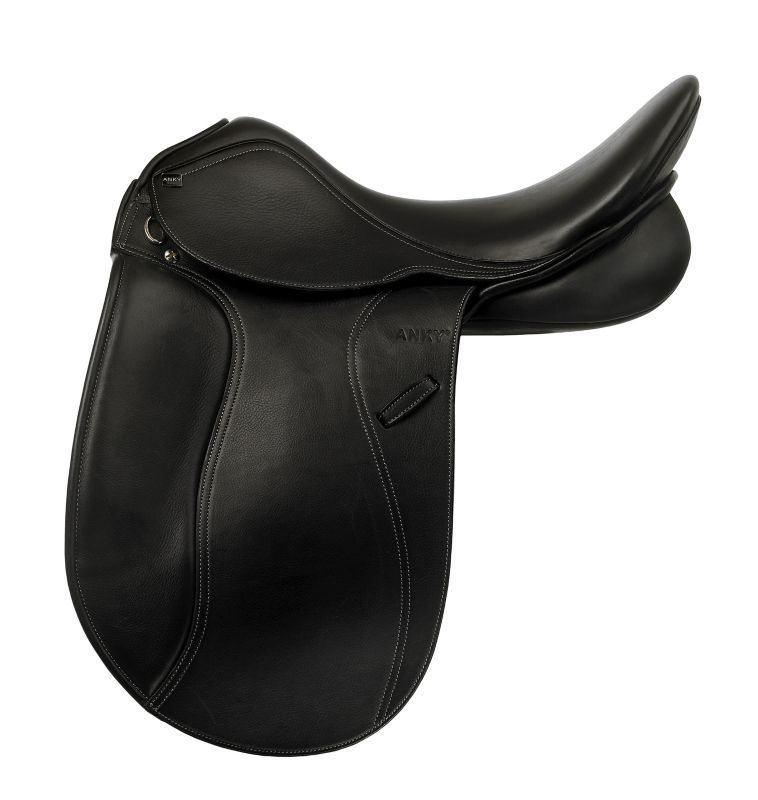 ANKY Painted Black Saddle Remy Carriat 17
