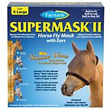 Farnam SuperMask II Shimmer Fly Mask w/Ears