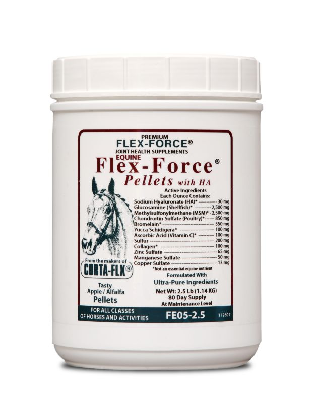 Corta-FLX Flex-Force Pellets with HA 2.5 lbs Best Price