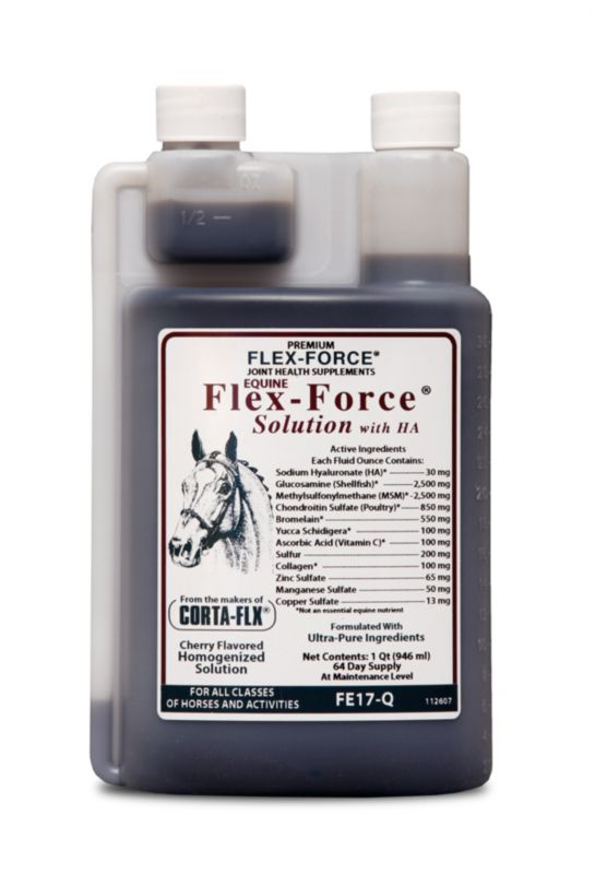 Corta-FLX Flex-Force Solution with HA 128 oz Best Price