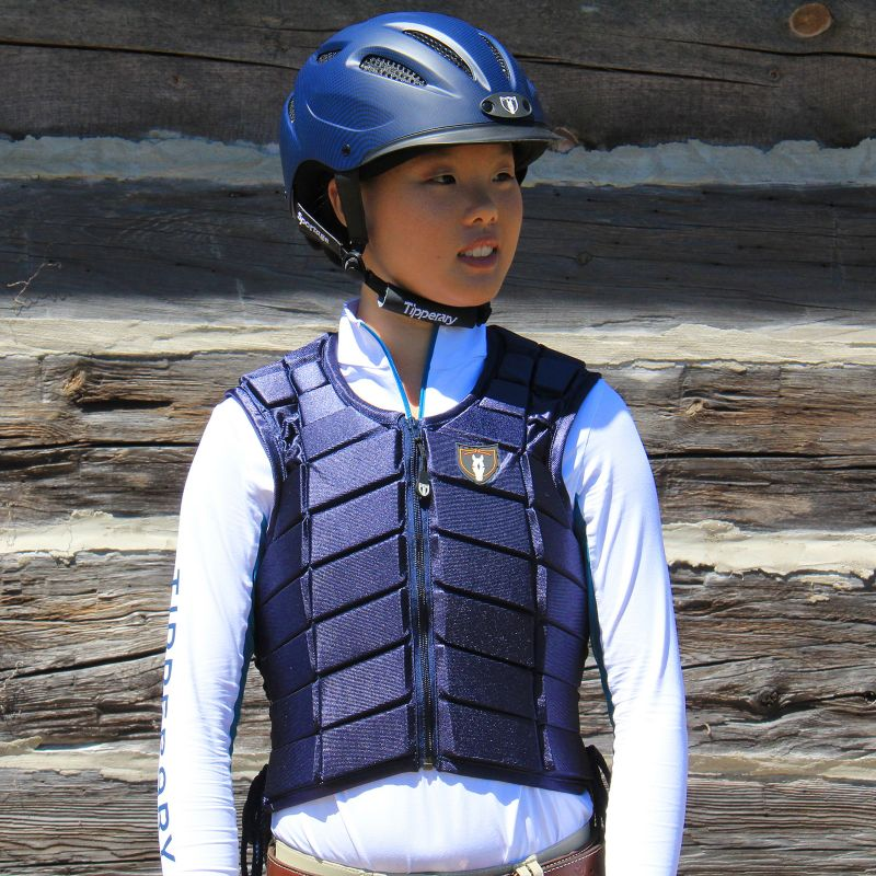 tipperary eventer adult medium navy blue on lovemypets.com