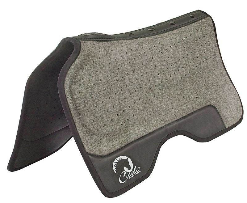 Cavallo Full Monty Western Saddle Pad Best Price