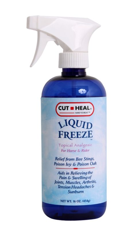Cut-Heal Liquid Freeze 16oz Spray