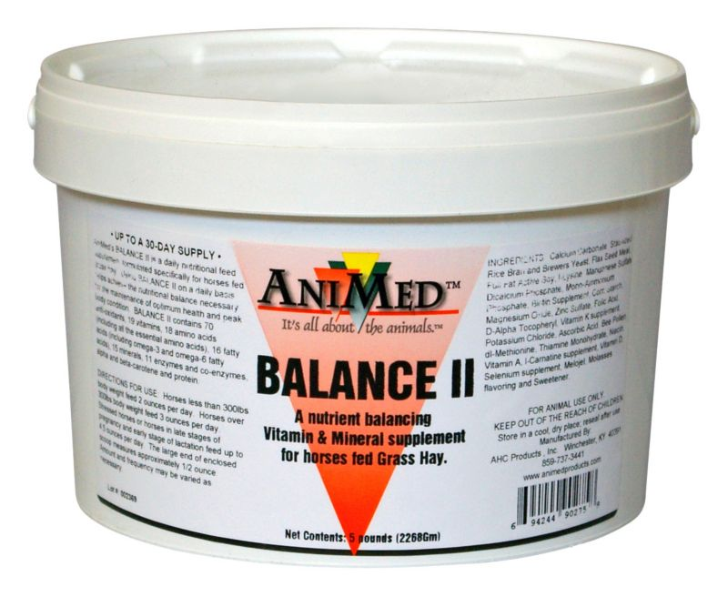 AniMed Balance II 15 lbs