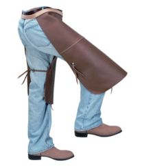 You Laugh But Statelinetack Item Weaver Leather Hay Chaps E001600