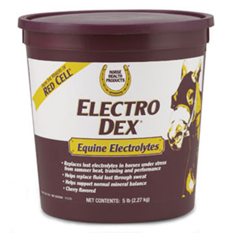 Horse Health Electro Dex 5 lb Best Price