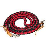 Triple E Nylon Braided Trail Rein