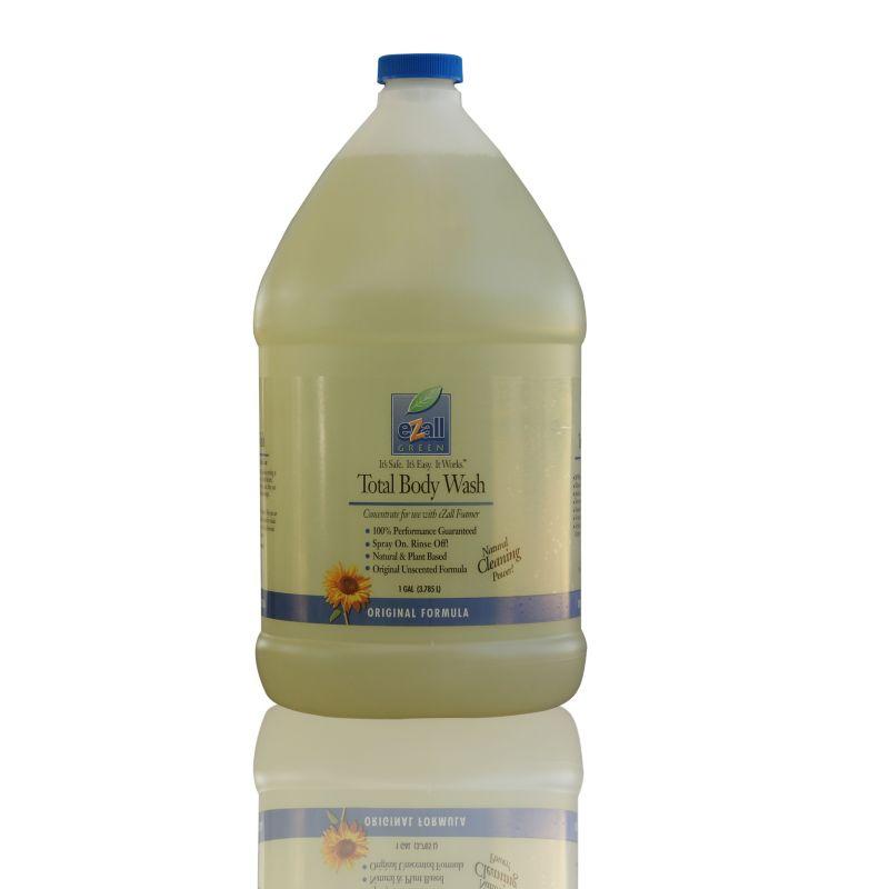 eZall Total Body Wash Original 1 Gallon
