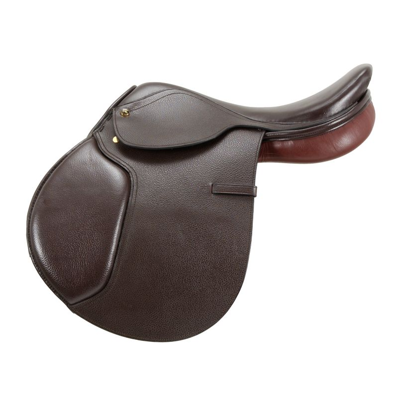 EquiRoyal Regency CloseContact Sdl 17R Brown