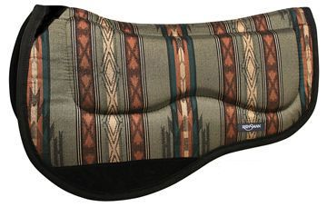 reinsman tacky too navajo m2 lite trail pad royal/ on lovemypets.com