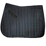 Quilted Cotton Dressage Saddle Pad