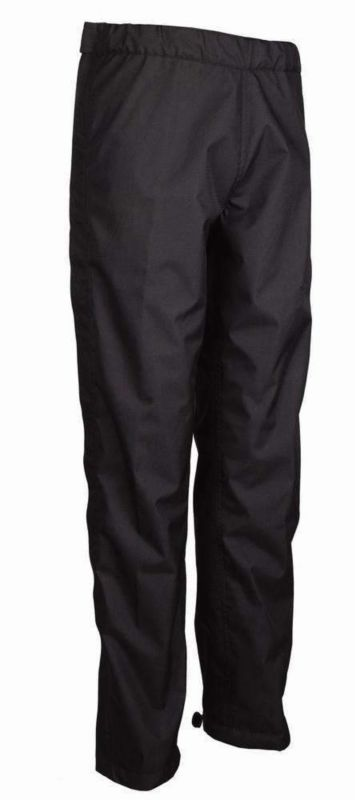 Equine Couture Ladies Spinnaker Rain Pant Black