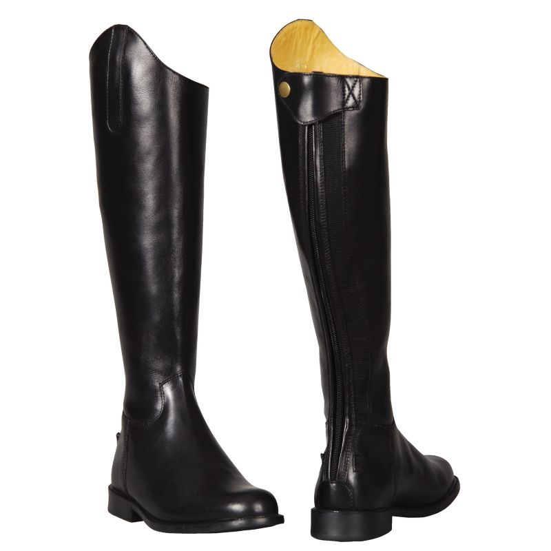 TuffRider Ladies Baroque Dress Boots Slm Black