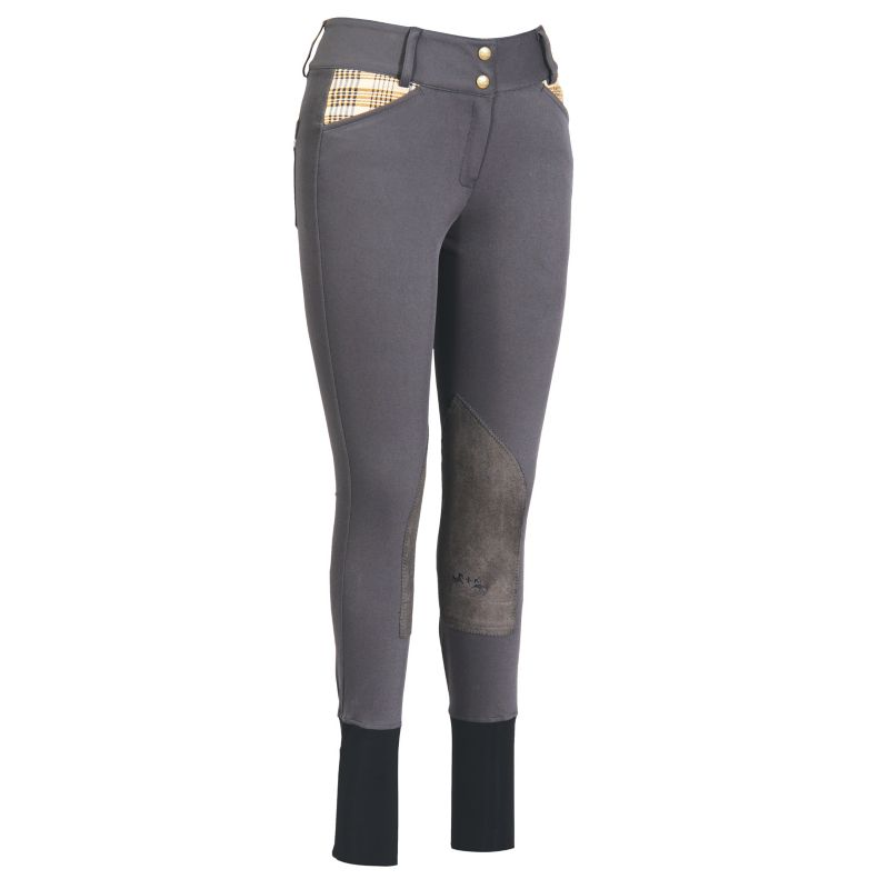 Baker Ladies Elite Breeches Black