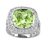 Kelly Herd Green Fashion Stone Ring