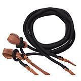 Royal King Slobber Strap Split Reins