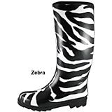 Smoky Mountain Ladies Tall Rubber Boots