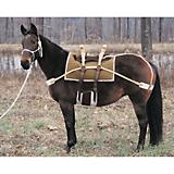Weaver Double Rigged Sawbuck Pack Saddle