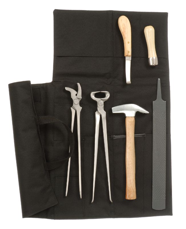 farrier kit with bag