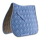 Roma Ecole Flower Diamond All-Purpose Saddle Pad