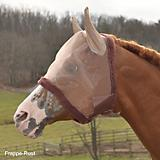 Saxon Fly Mask with Ears