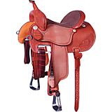 Martin Saddlery Barrel Racer Saddle