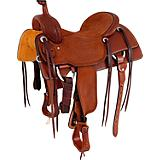 Martin Saddlery Ranch Cutter Saddle