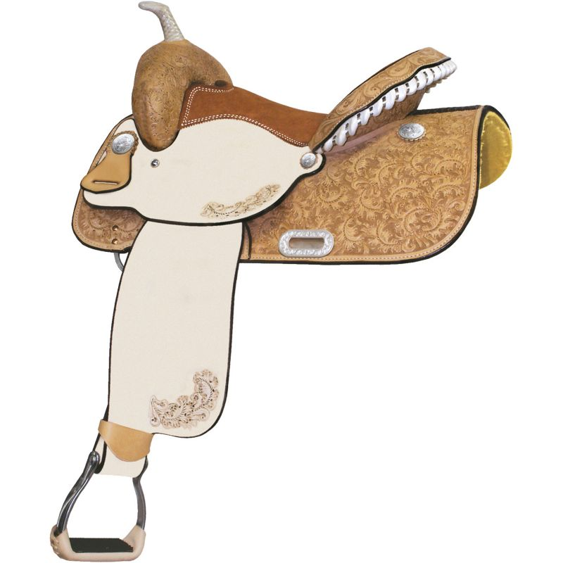 Billy Cook Saddlery Paycheck Supreme Saddle 14