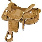 Billy Cook Saddlery Hamley Rose Reiner Saddle