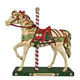 Painted Pony Christmas Carousel