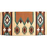 Mustang NZ Wool Laredo Saddle Blanket