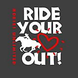 Ride Your Heart Out T-Shirt