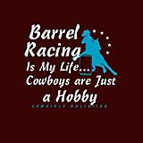 Cowboys are Just a Hobby T-Shirt
