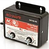 Red Snap'r 10 Acre AC Low Impedance Fence Charger