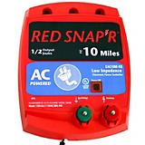 Red Snap'r 10 Mile AC Low Impedance Fence Charger