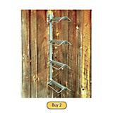 Buy 2 Wall Mount Saddle Racks Get Free Utility Rck