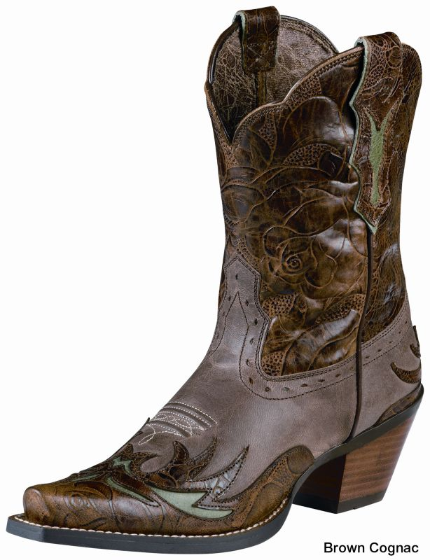 Ariat Ladies Dahlia Silly Brown/Chocolat