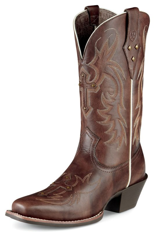Ariat Ladies Legend Spirit Yukon Brown