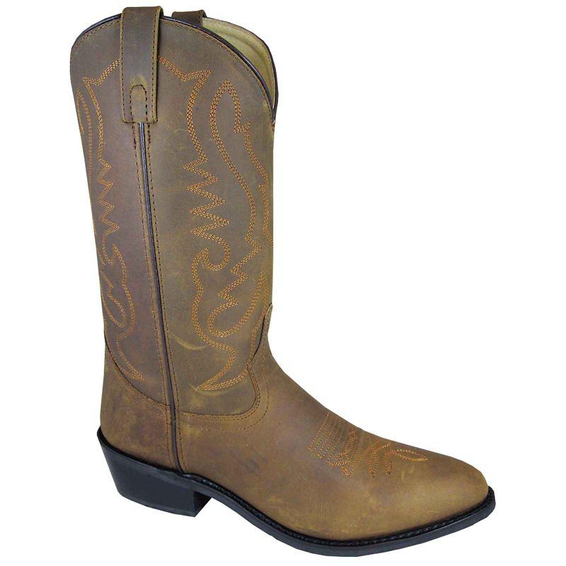 Smoky Mountain Mens Denver Boot Brown