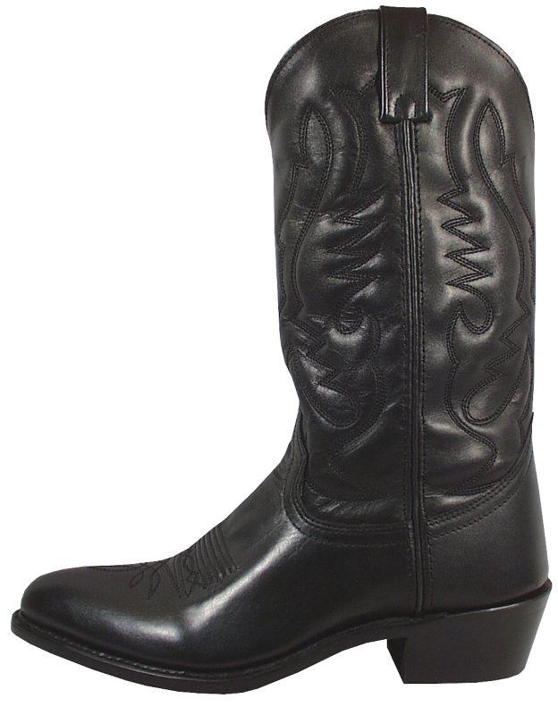 Smoky Mountain Mens Denver Boot Black